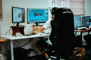 Photo of the company Iumtec who recruits in the video game and the Esport