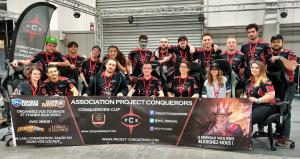 Photo of the company Project Conquerors who recruits in the video game and the Esport