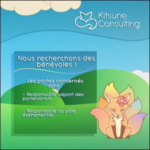 Photo de l'entreprise Association Kitsune qui recrute dans le jeu vidéo et l'Esport