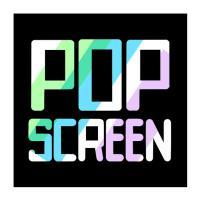 Logo de la structure PopScreen Games