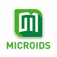 Logo de la structure Microids et Paul Cuisset