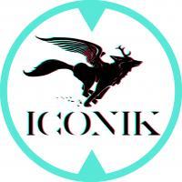 Logo de la structure ICONIK