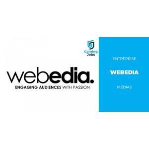 Logo de la structure Webedia