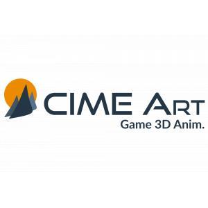 Logo de la structure CIME ART