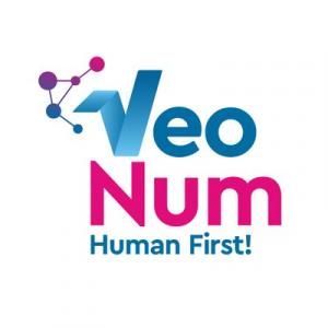 Logo de la structure VeoNum