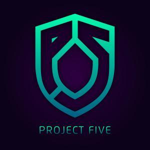 Logo de la structure Project Five Esport