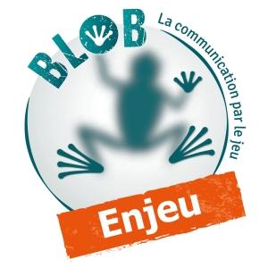 Logo de la structure Blob Enjeu