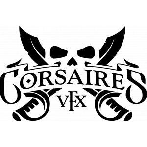 Logo de la structure CORSAIRES VFX