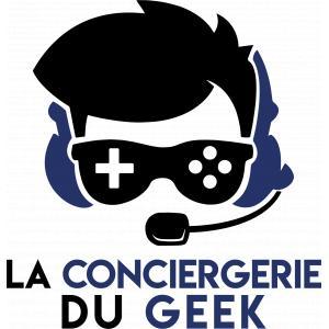 Logo de la structure Conciergerie du Geek