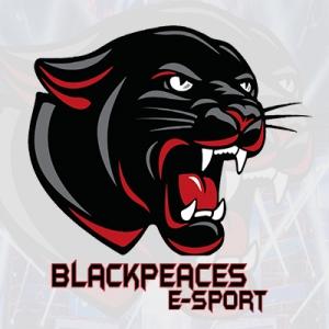 Logo de la structure BlackPeaces E-Sport