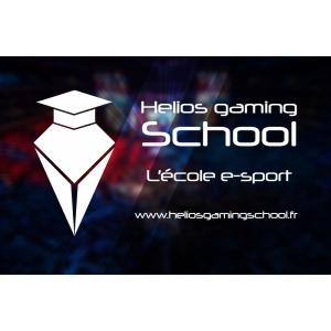 Logo de la structure Helios Gaming School