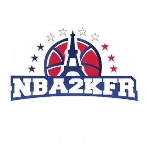 Logo de la structure NBA2K France