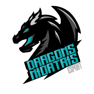 Logo de la structure Les Dragons Niortais - eSport