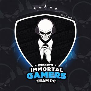 Logo de la structure Immortal Gamers   Team PC