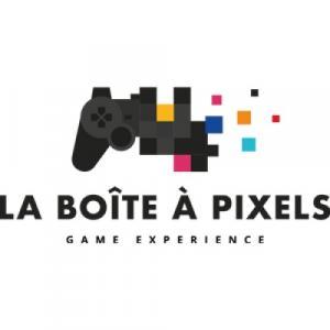 Logo de la structure La Boîte à Pixels