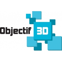 Logo of Objectif 3D