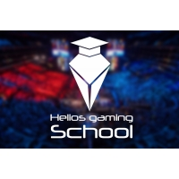 Logo of Helios Gaming School