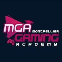 Logo of MONTPELLIER GAMING ACADEMY