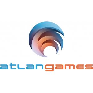 Logo du partenaire Cluster Atlangames