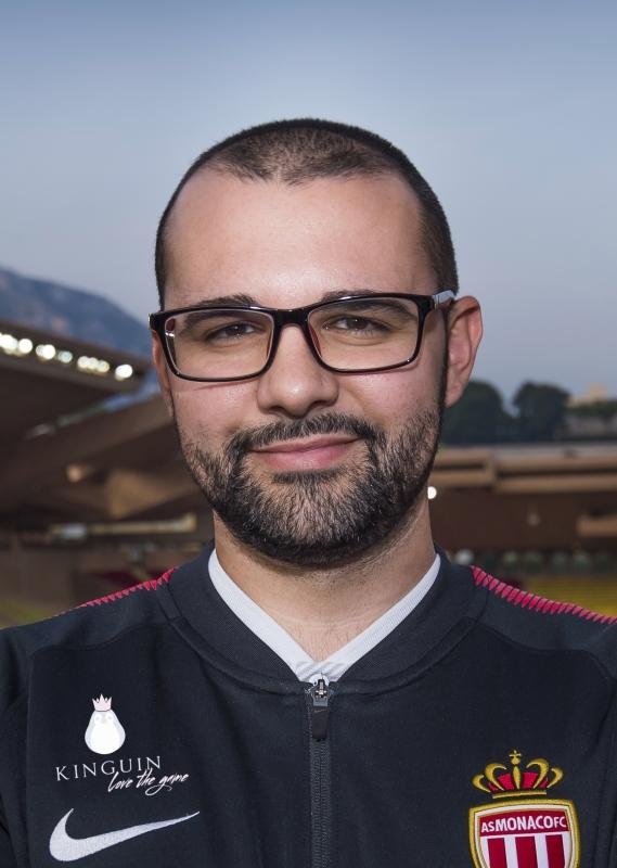 Photo de Jérémy Girardot – AS Monaco Esports
